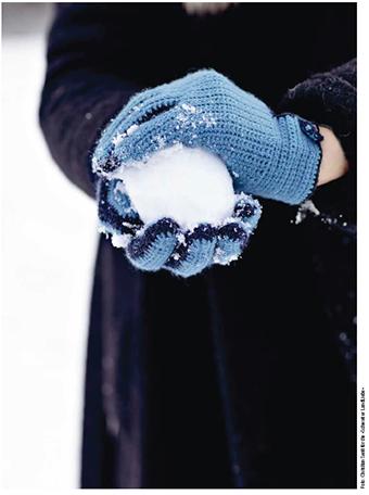 Häkelanleitung Handschuhe