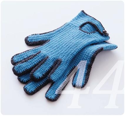 Häkelanleitung für Fingerhandschuhe