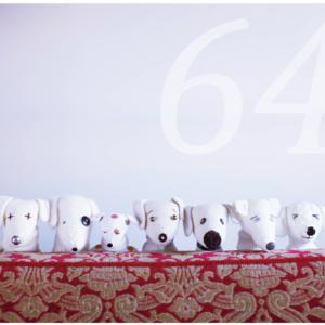 Nähanleitung Hunde aus Handschuhe nähen aus der Landliebe