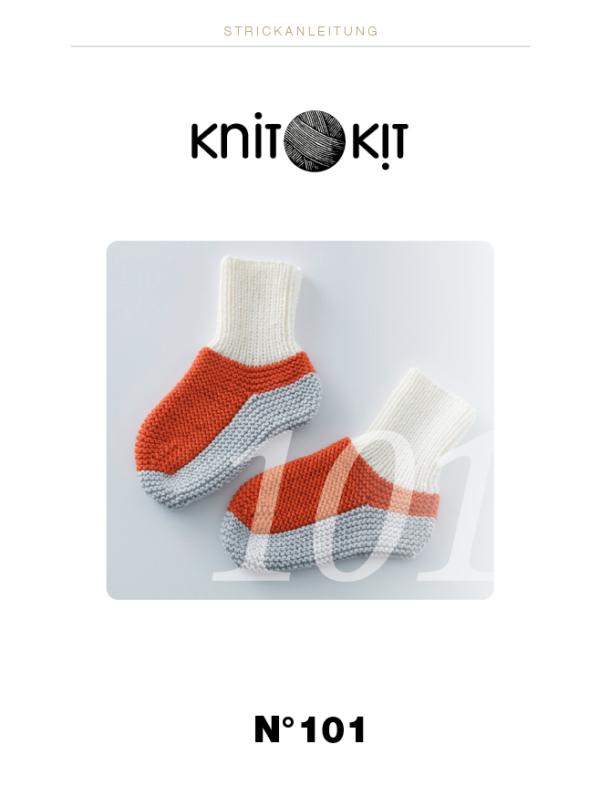 Strickanleitung für warme Socken