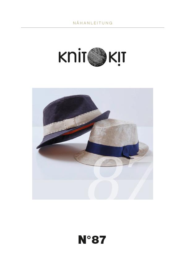 Nähanleitung für einen Hut