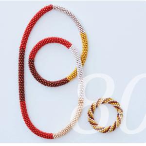 Häkelanleitung für Perlenketten